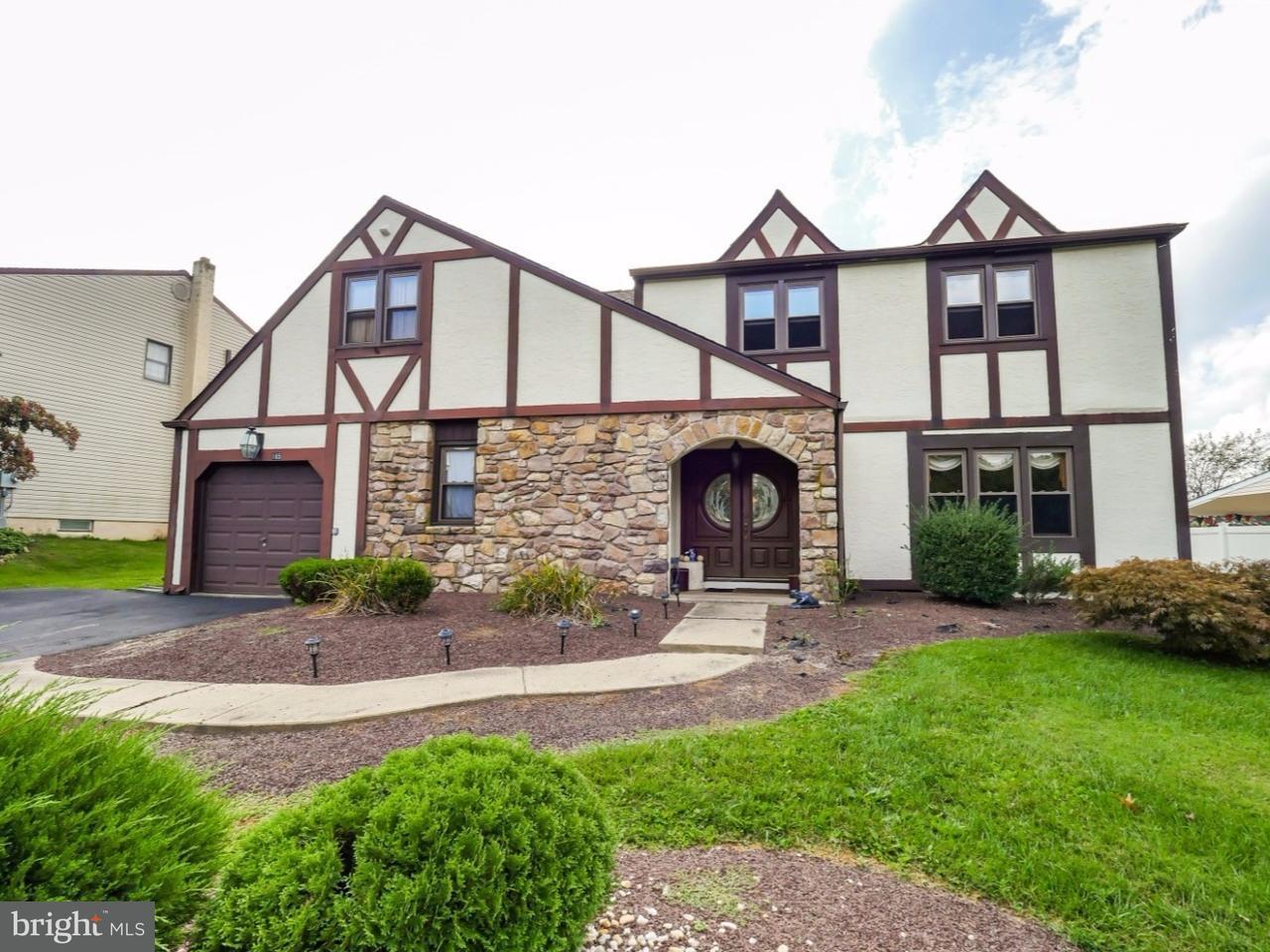 Maison unifamiliale pour l à louer à 165 FORREST Drive Holland, Pennsylvanie 18966 États-Unis