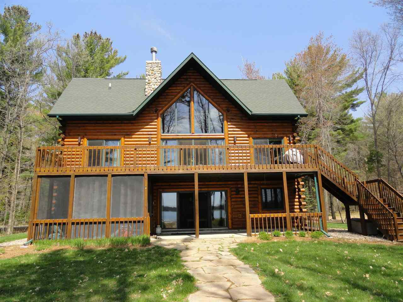 portage county wisconsin waterfront property for 4510 brockhaus lane