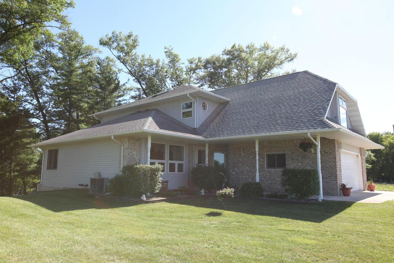 View Single-Family Home For Sale at N7518 Shaffer Rd, Crivitz, WI