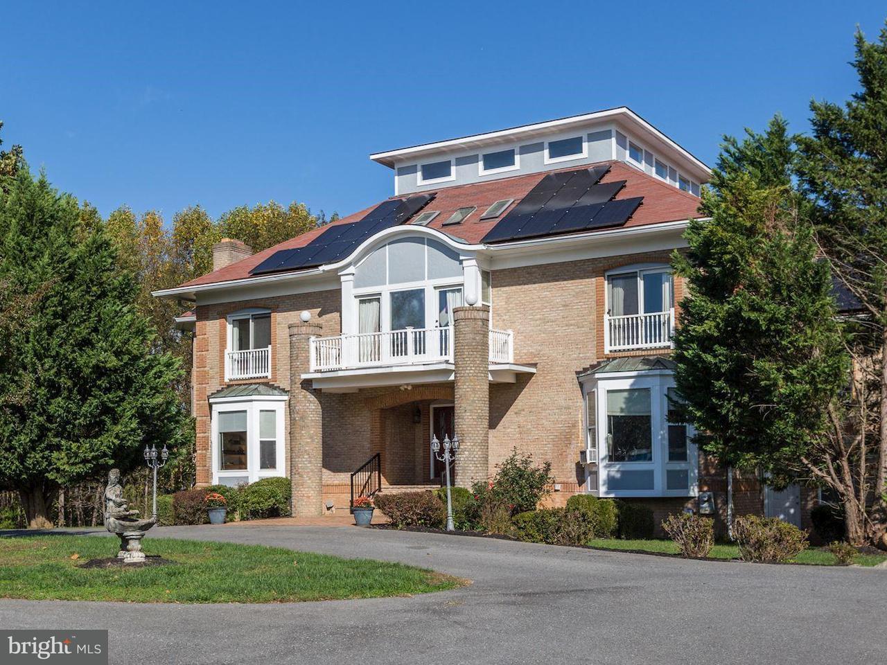 Частный односемейный дом для того Продажа на 13336 MANOR STONE Drive 13336 MANOR STONE Drive Darnestown, Мэриленд 20874 Соединенные Штаты