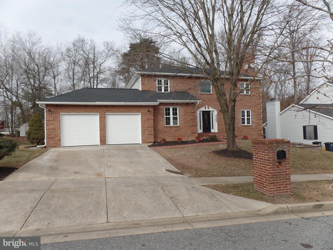 Single Family Home for Sale at 3202 SHEKHAR Court 3202 SHEKHAR Court Landover, Maryland 20785 United States