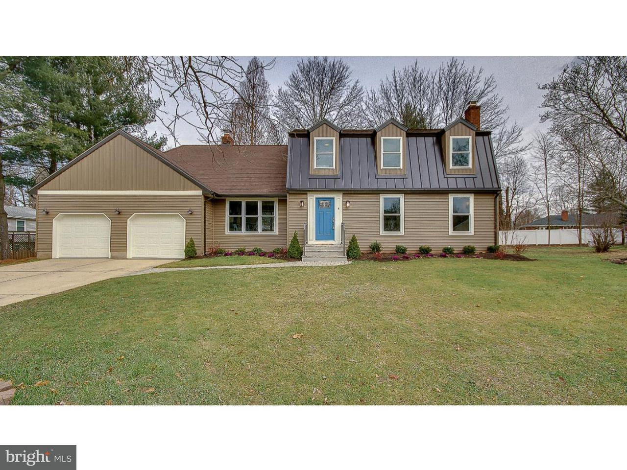 Single Family Home for Sale at 4 SANDY Lane Ewing Township, New Jersey 08628 United StatesMunicipality: Ewing Township