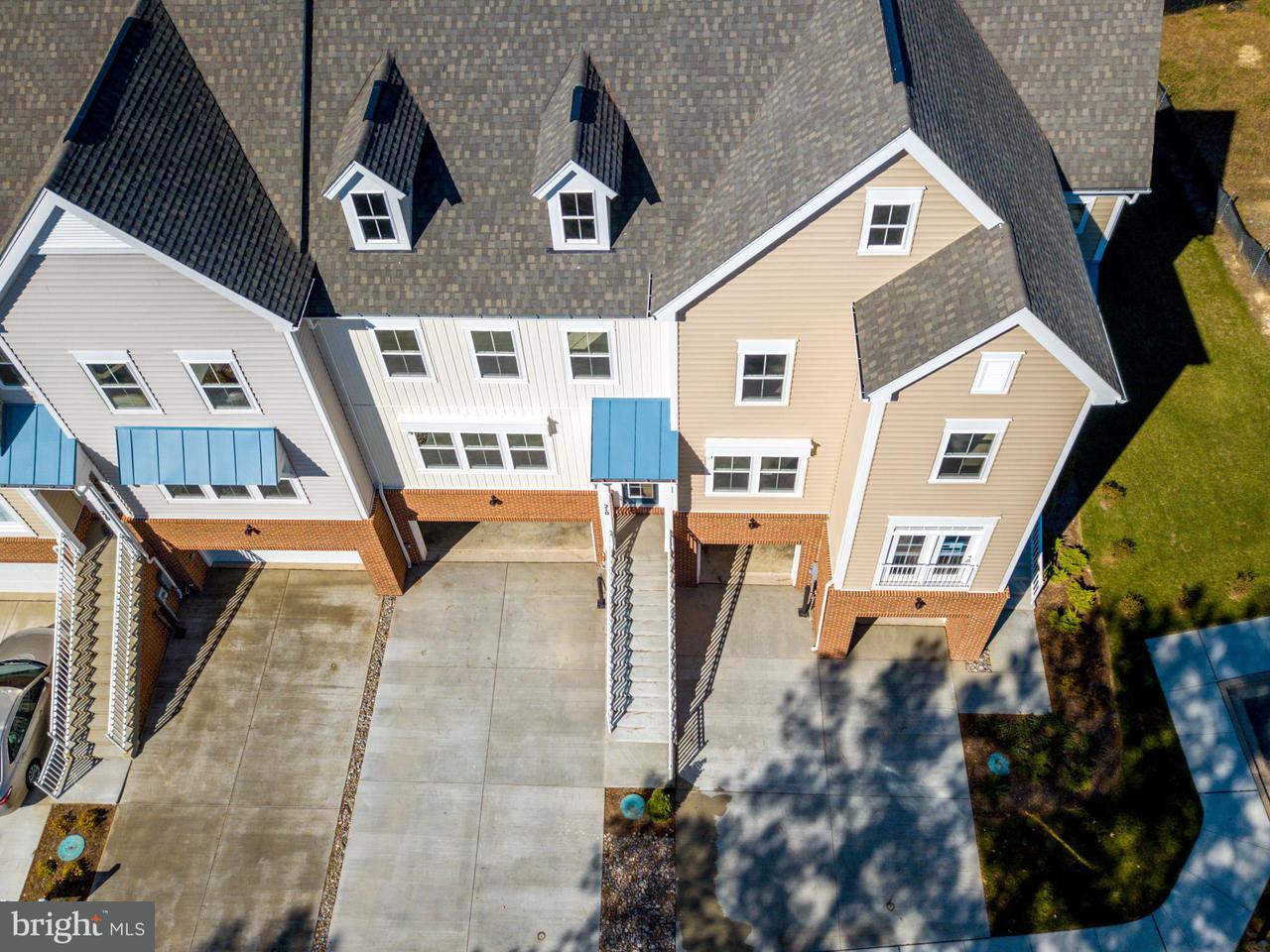 Stadthaus für Verkauf beim 200 OYSTER BAY PLACE #5 200 OYSTER BAY PLACE #5 Solomons, Maryland 20688 Vereinigte Staaten