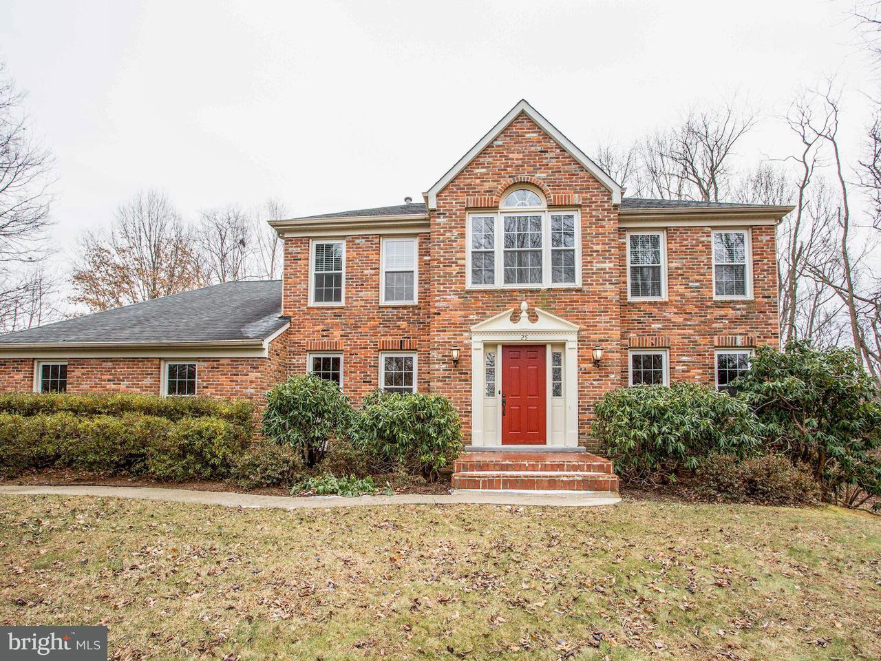 Casa Unifamiliar por un Venta en 25 CABIN CREEK Court 25 CABIN CREEK Court Burtonsville, Maryland 20866 Estados Unidos