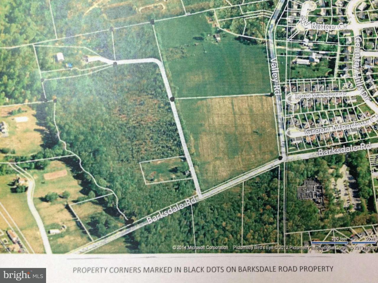 Terrain pour l Vente à Barksdale Road Barksdale Road Elkton, Maryland 21921 États-Unis