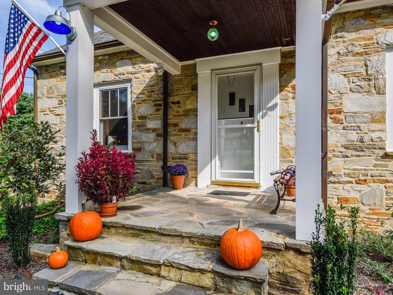 Maison unifamiliale pour l Vente à 11817 MANOR Road 11817 MANOR Road Glen Arm, Maryland 21057 États-Unis
