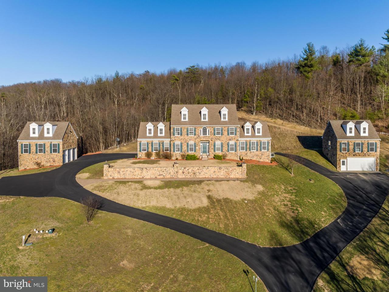 Farm / Hof für Verkauf beim 491 STAR TANNERY Road 491 STAR TANNERY Road Star Tannery, Virginia 22654 Vereinigte Staaten