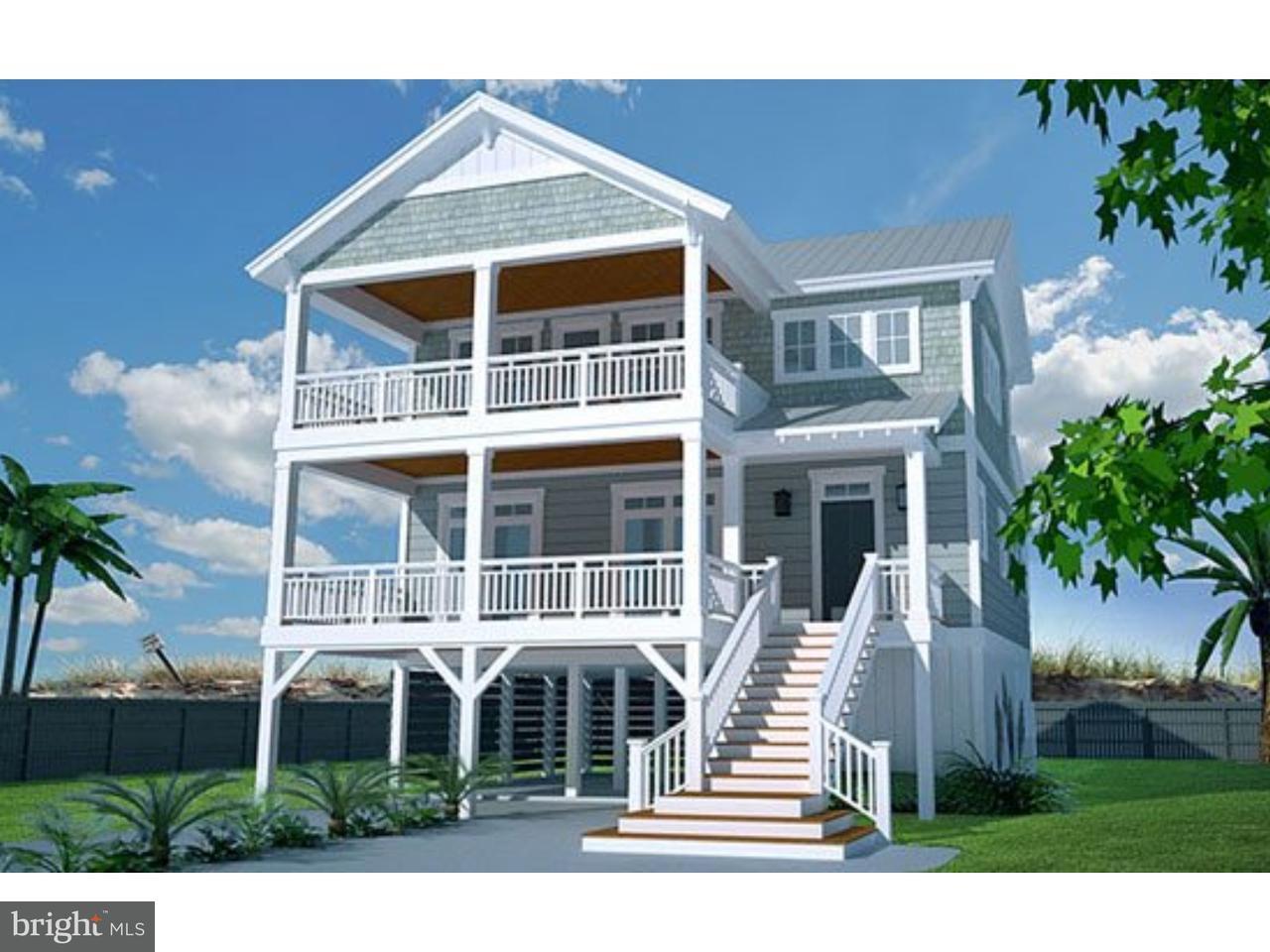 Частный односемейный дом для того Продажа на 1510 N BAYSHORE Drive Milton, Делавэр 19968 Соединенные Штаты