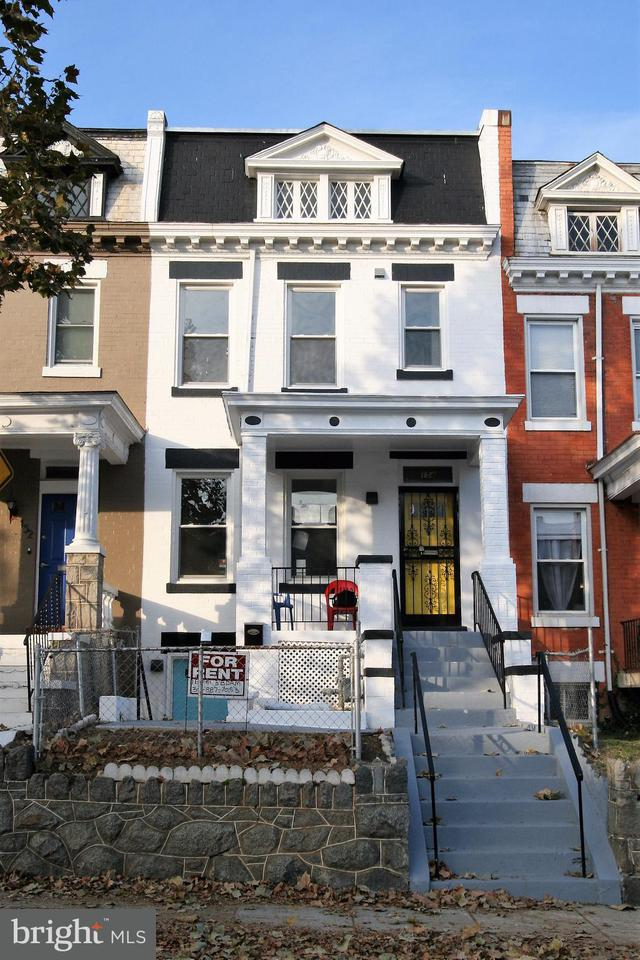 "Other Residential for Rent at 154 U St NE #""b"" Basement Level Washington, District Of Columbia 20002 United States"