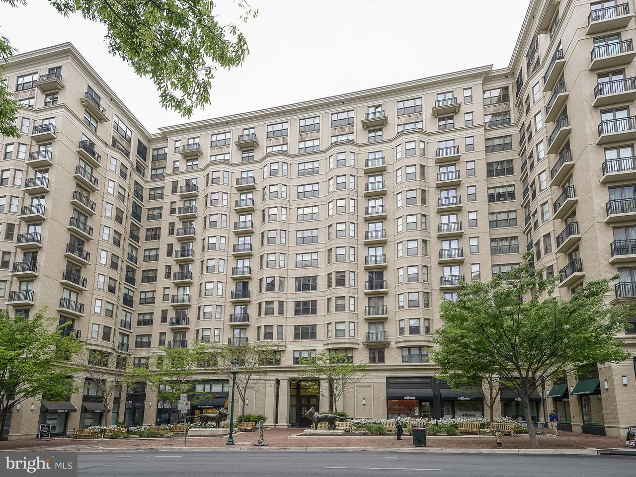 Appartement en copropriété pour l Vente à 7710 WOODMONT AVE #205 7710 WOODMONT AVE #205 Bethesda, Maryland 20814 États-Unis