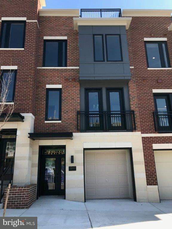 Stadthaus für Verkauf beim 1243 TOWSON Street 1243 TOWSON Street Baltimore, Maryland 21230 Vereinigte Staaten