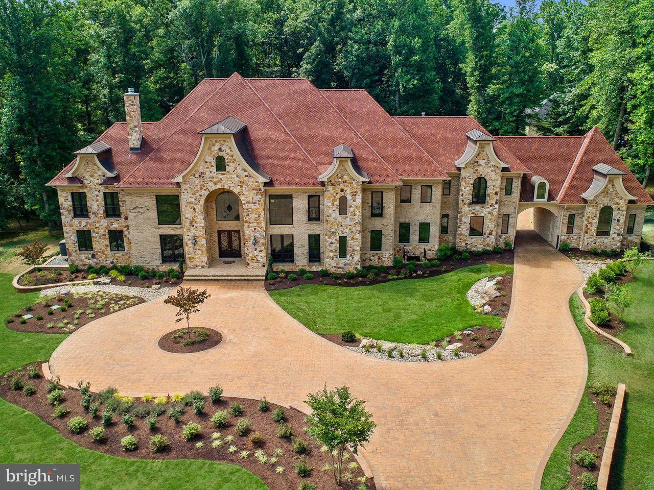 Частный односемейный дом для того Продажа на 11637 Vixens Path 11637 Vixens Path Ellicott City, Мэриленд 21042 Соединенные Штаты