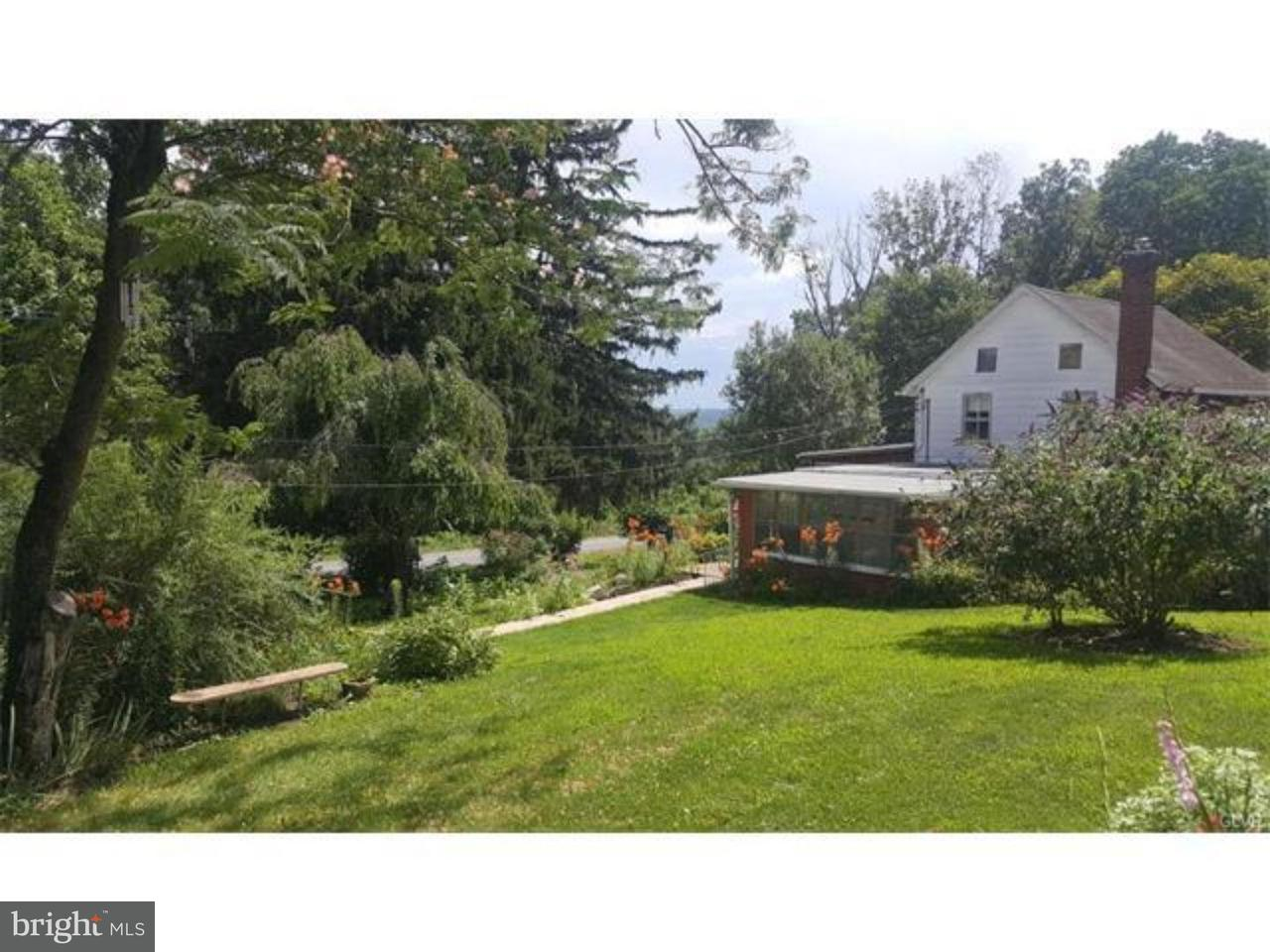 Single Family Home for Sale at 7428 CARLS HILL Road Zionsville, Pennsylvania 18092 United States