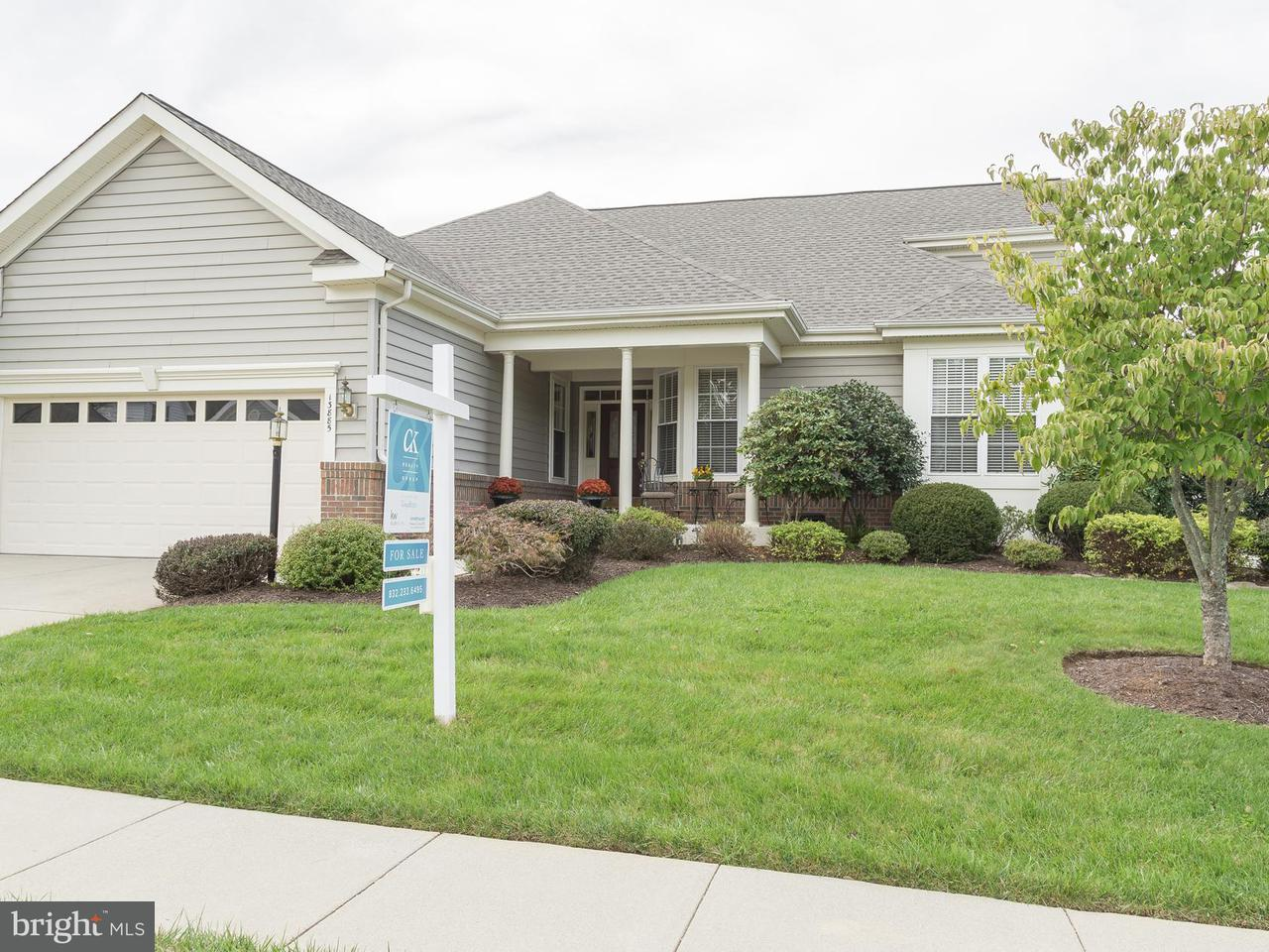 独户住宅 为 销售 在 13885 CRABTREE WAY 13885 CRABTREE WAY Gainesville, 弗吉尼亚州 20155 美国
