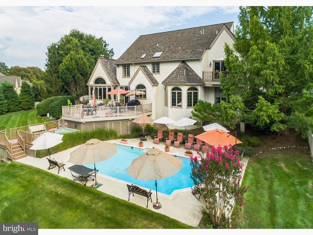 Single Family Home for Sale at 1091 MAPLE HILL Lane Malvern, Pennsylvania 19355 United States
