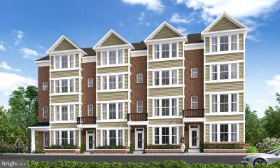 Townhouse for Sale at 504 JOSEPH JOHNSON Drive 504 JOSEPH JOHNSON Drive Annapolis, Maryland 21401 United States