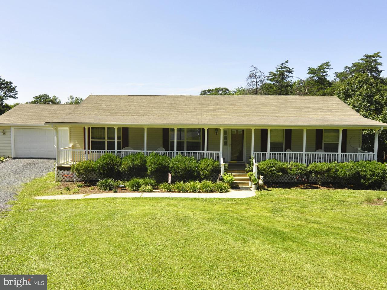 Single Family for Sale at 1240 Sirbaugh Rd Capon Bridge, West Virginia 26711 United States