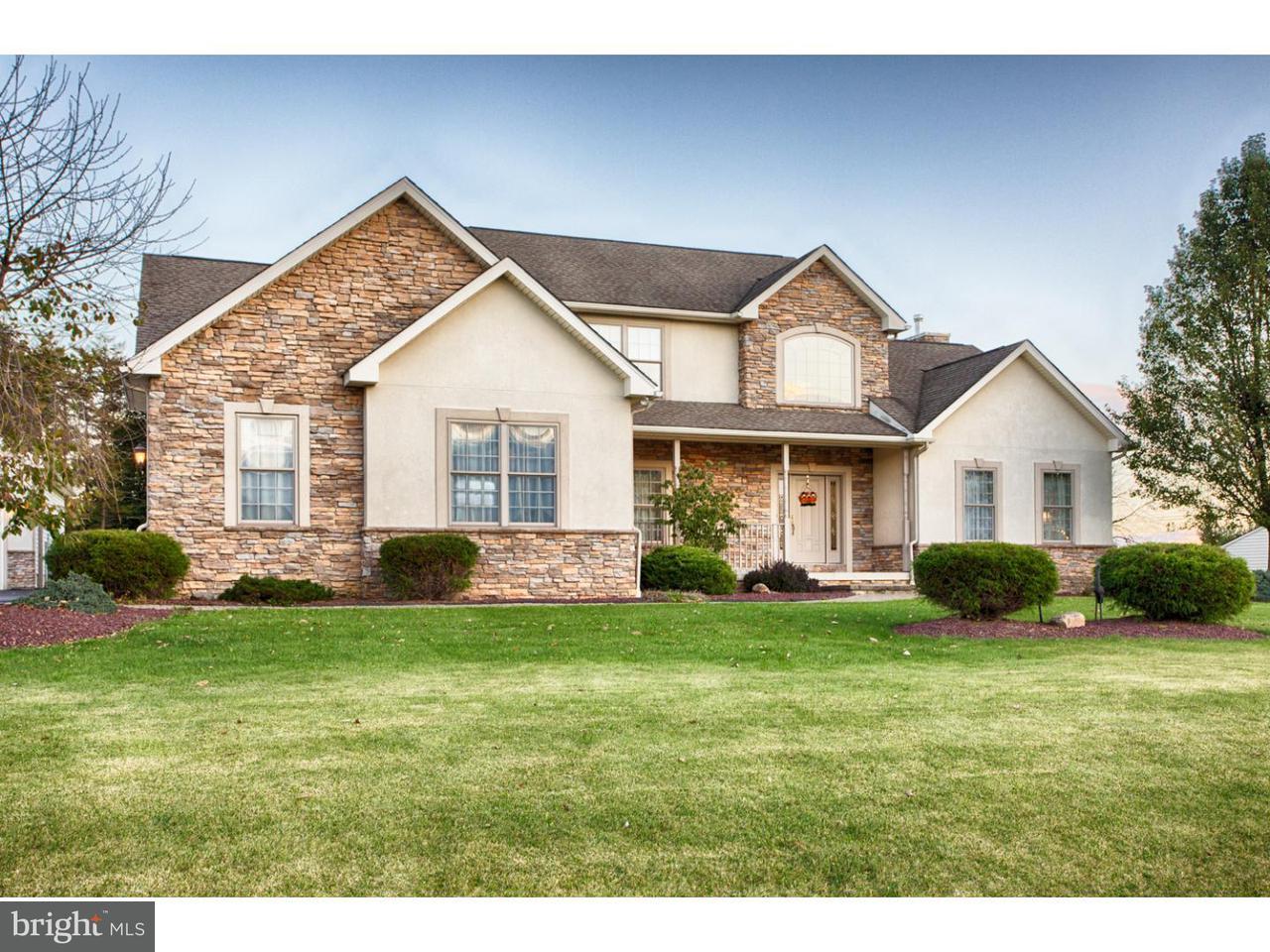 Single Family Home for Sale at 206 BUSHKILL TER Nazareth, Pennsylvania 18064 United States