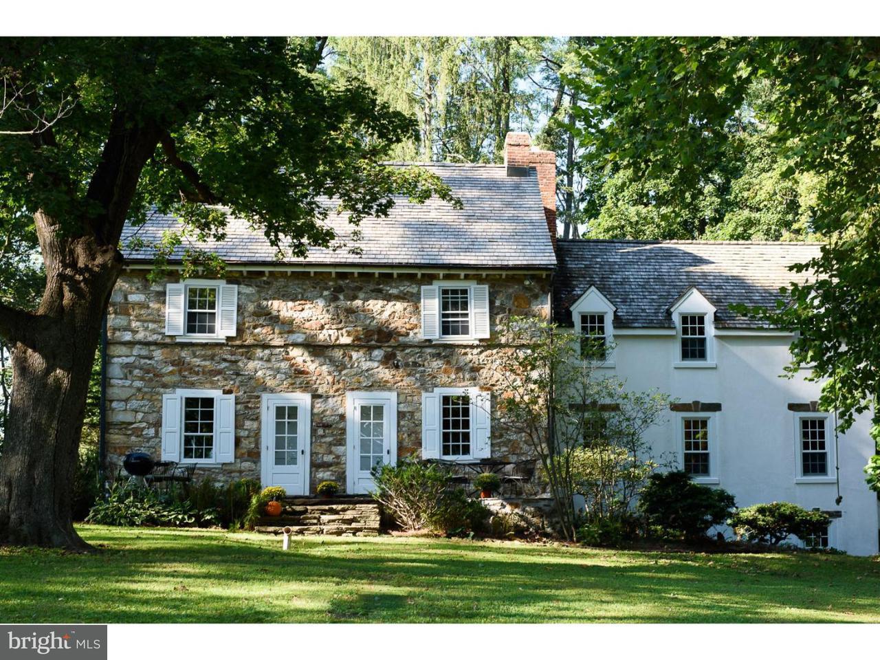 Maison unifamiliale pour l Vente à 700 CLAY CREEK Road Avondale, Pennsylvanie 19311 États-Unis