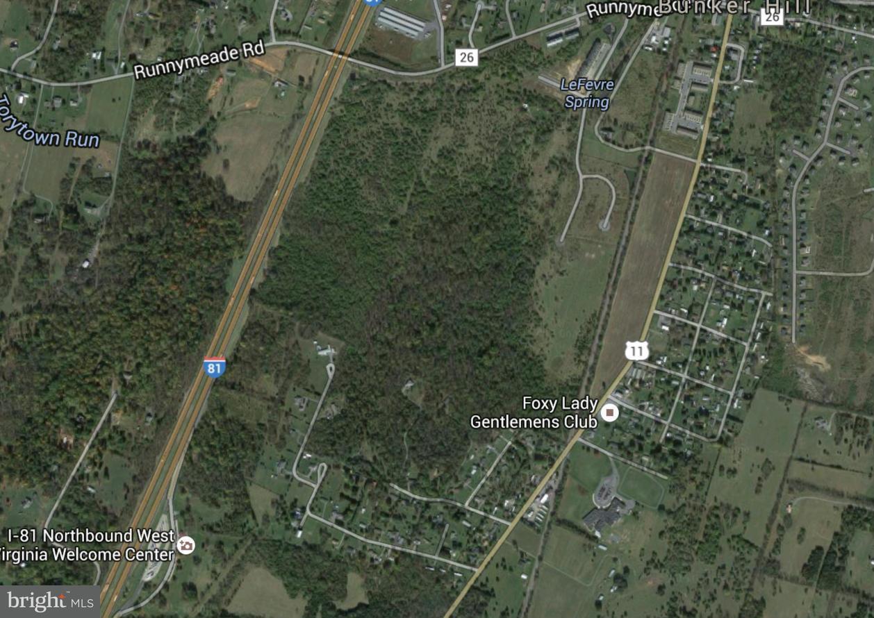 土地 のために 売買 アット Boyds Crossing Boyds Crossing Bunker Hill, ウェストバージニア 25413 アメリカ合衆国
