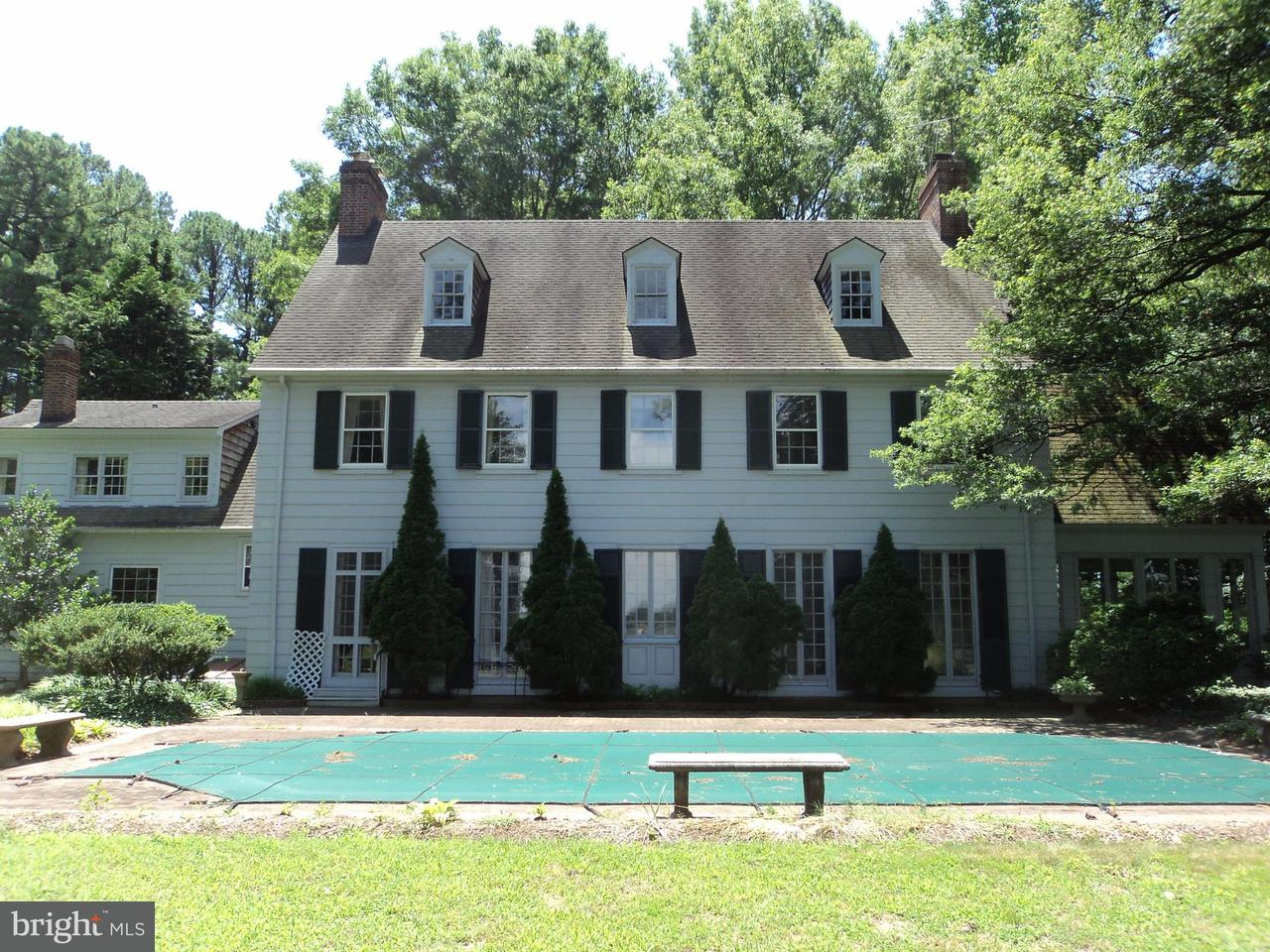 Single Family Home for Sale at DONCASTER Road DONCASTER Road Easton, Maryland 21601 United States