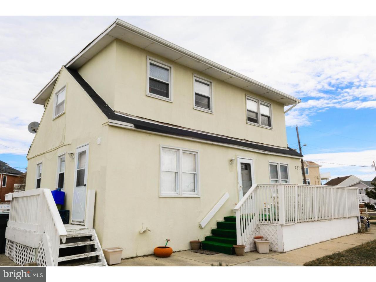デュプレックス のために 売買 アット 237 QUAY BLVD Brigantine, ニュージャージー 08203 アメリカ合衆国