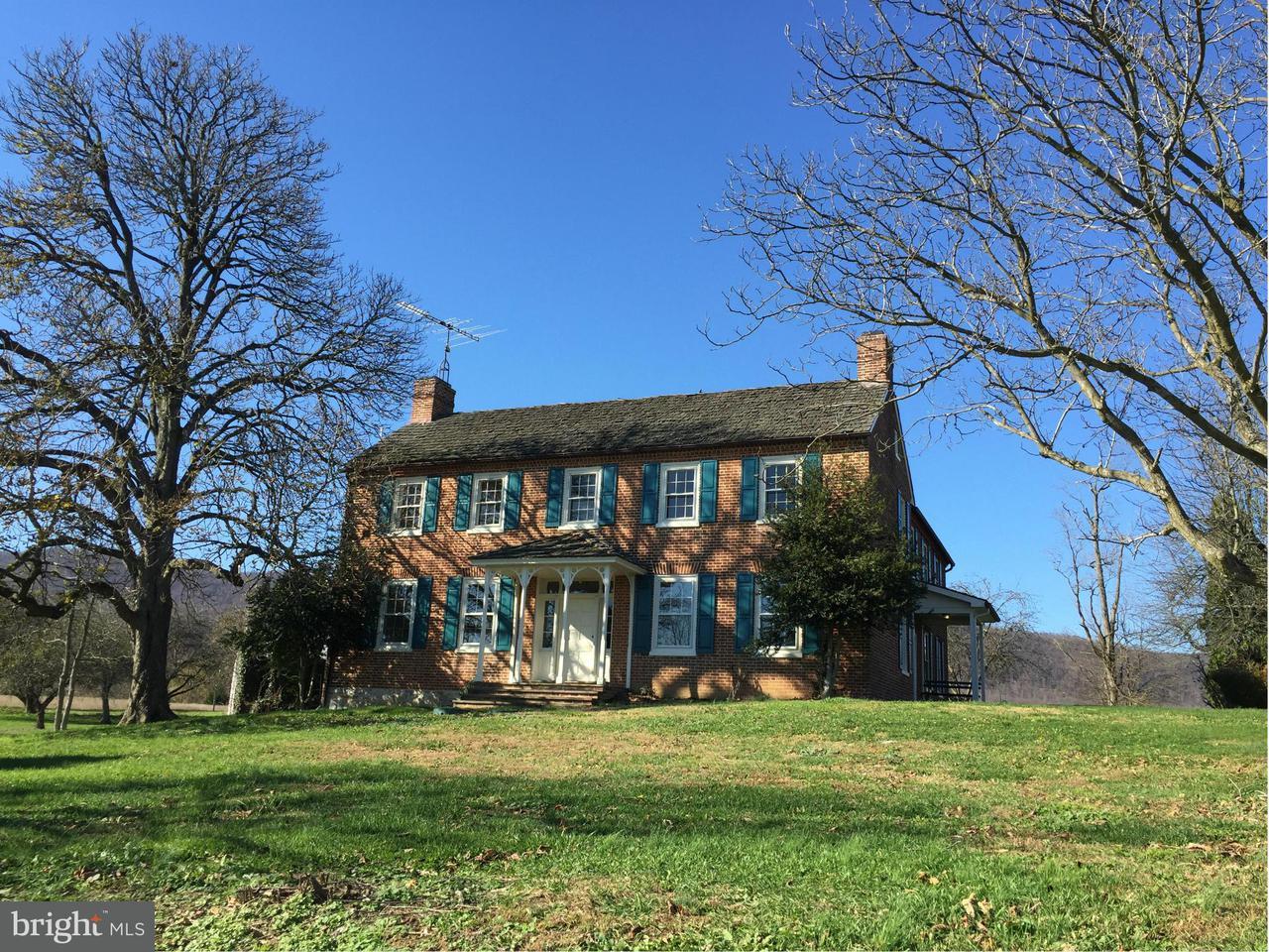 Farm for Sale at 13137 JOHNSTON'S Lane 13137 JOHNSTON'S Lane Mercersburg, Pennsylvania 17236 United States