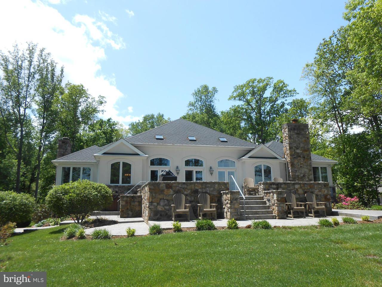 Single Family Home for Sale at 8173 LAKE RILLHURST Road 8173 LAKE RILLHURST Road Culpeper, Virginia 22701 United States