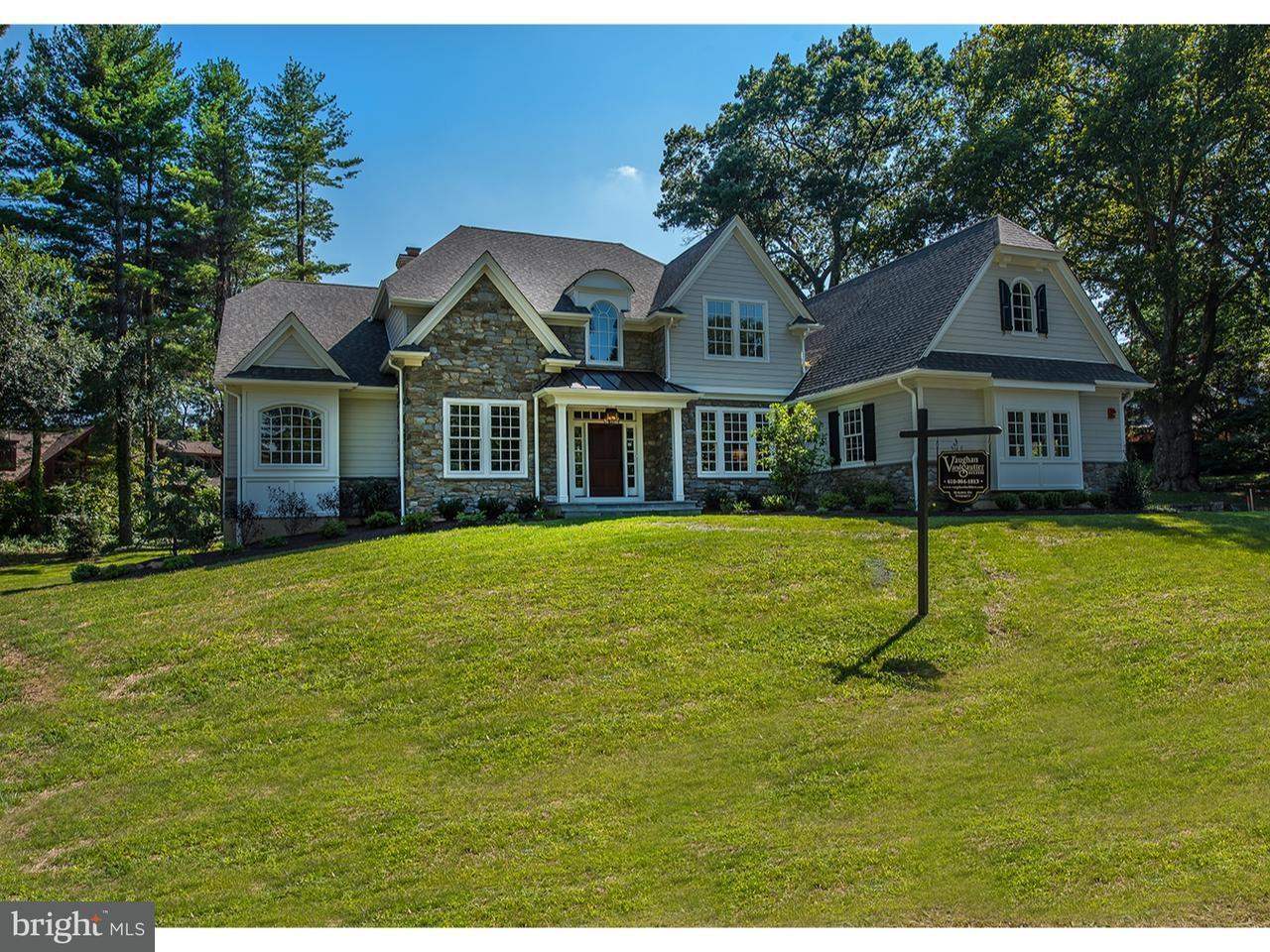 独户住宅 为 销售 在 1081 BARON Drive 布林莫尔, 宾夕法尼亚州 19010 美国