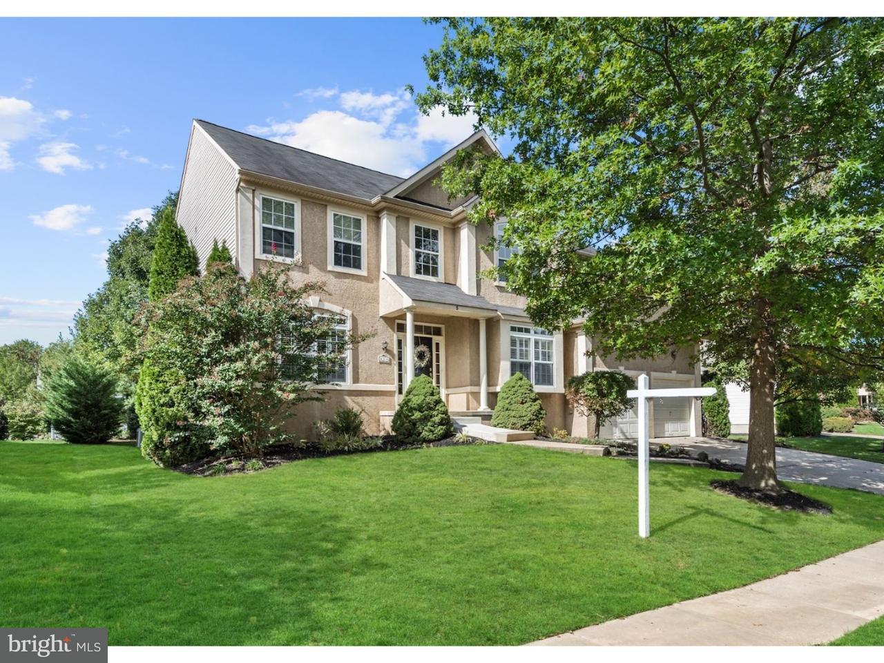 Частный односемейный дом для того Продажа на 5 ASCOT Drive Cinnaminson, Нью-Джерси 08077 Соединенные Штаты