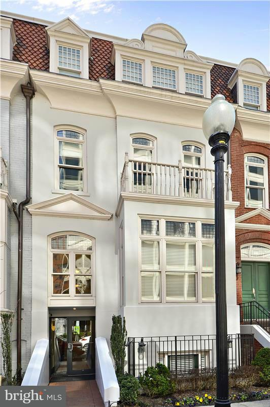 Single Family Home for Sale at 1830 JEFFERSON PL NW #19 1830 JEFFERSON PL NW #19 Washington, District Of Columbia 20036 United States