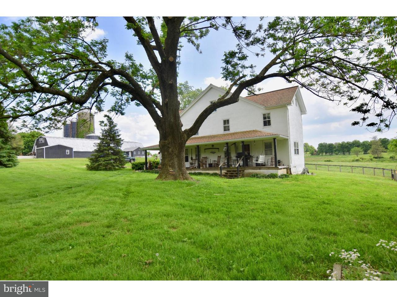 Farm for Sale at 261 BAKER Road Cochranville, Pennsylvania 19330 United States