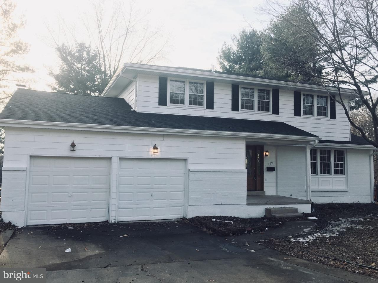 Single Family Home for Rent at 309 STAMFORD Drive Newark, Delaware 19711 United States