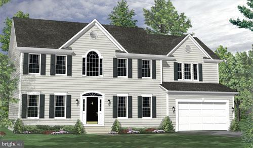 Single Family Home for Sale at LOT 10 KINGLET LOT 10 KINGLET Culpeper, Virginia 22701 United States