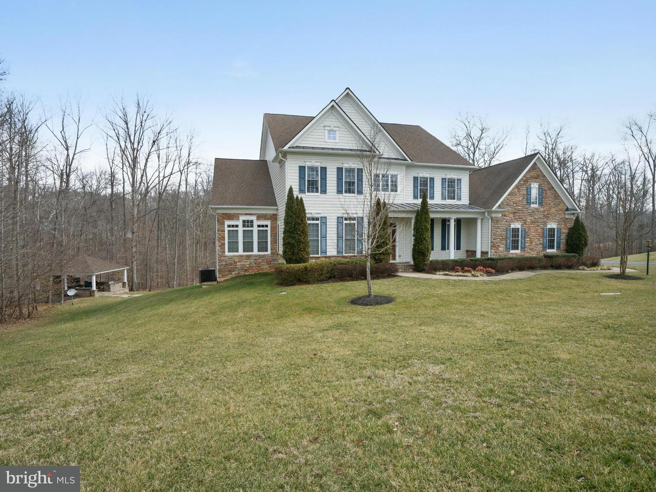 Частный односемейный дом для того Продажа на 127 STEFANIGA FARMS Drive 127 STEFANIGA FARMS Drive Stafford, Виргиния 22556 Соединенные Штаты