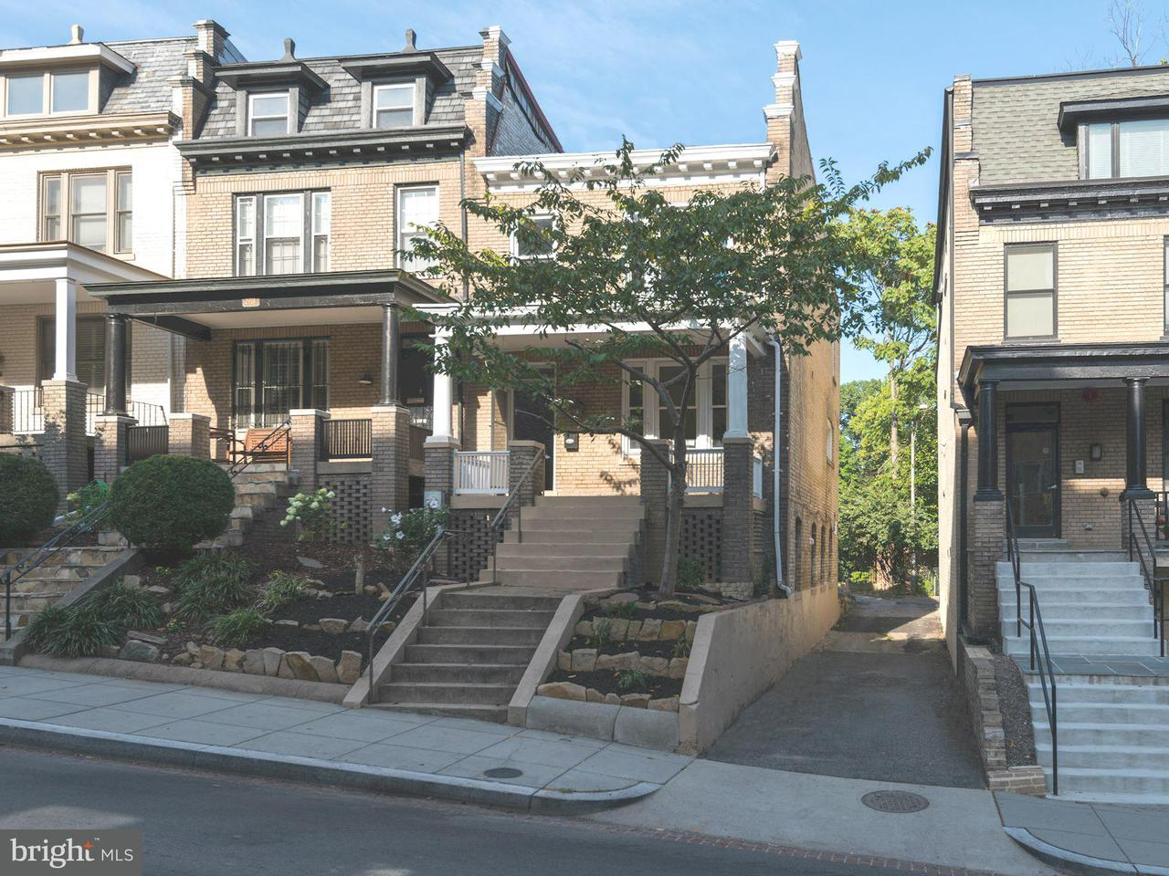 Townhouse for Sale at 2920 18TH ST NW 2920 18TH ST NW Washington, District Of Columbia 20009 United States