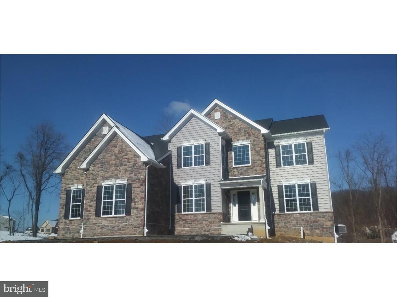 独户住宅 为 销售 在 6390 FOX GLOVE Lane Center Valley, 宾夕法尼亚州 18034 美国