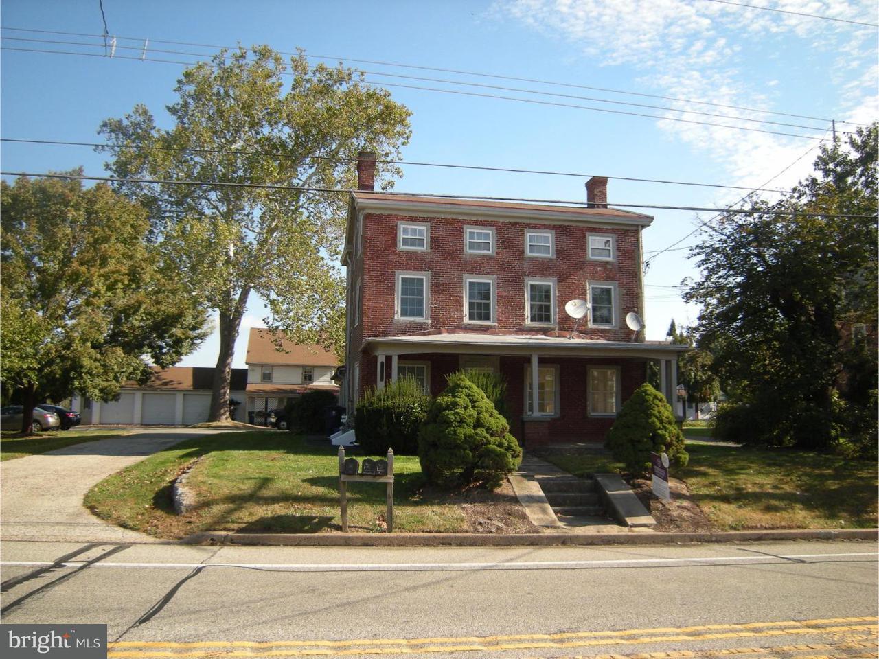 Maison unifamiliale pour l à louer à 3031 SKIPPACK PIKE #2 North Wales, Pennsylvanie 19446 États-Unis