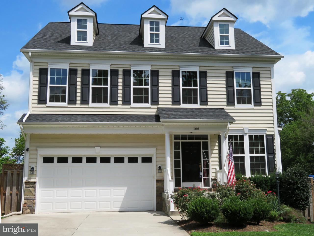 Casa Unifamiliar por un Venta en 166 CABBEL Drive 166 CABBEL Drive Manassas Park, Virginia 20111 Estados Unidos