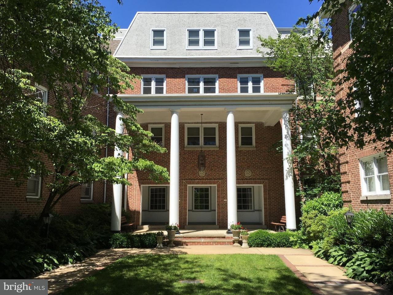 Casa Unifamiliar por un Alquiler en 237 W MONTGOMERY AVE #3R Haverford, Pennsylvania 19041 Estados Unidos