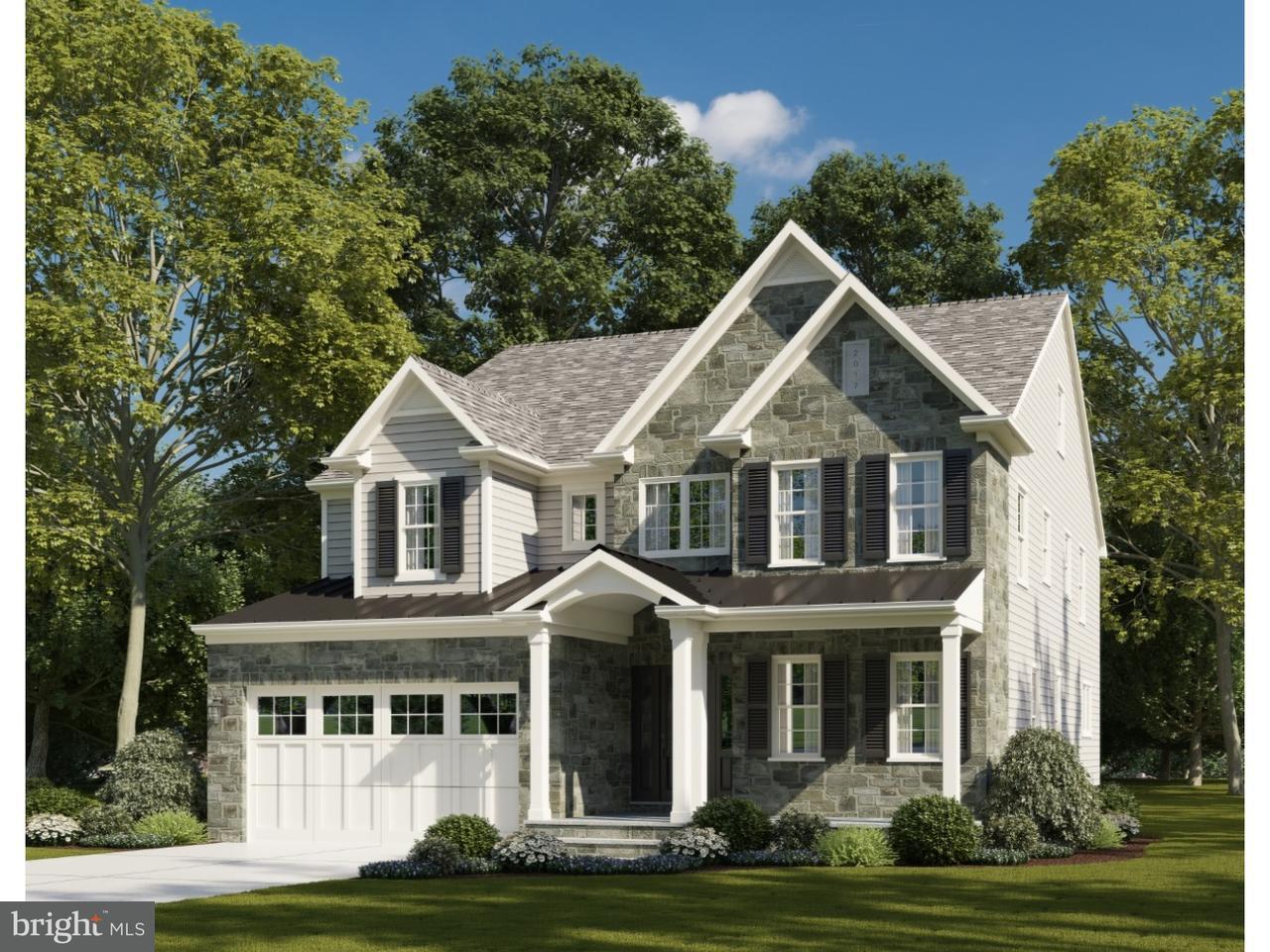 Частный односемейный дом для того Продажа на 526 MANOR Road Wynnewood, Пенсильвания 19096 Соединенные Штаты