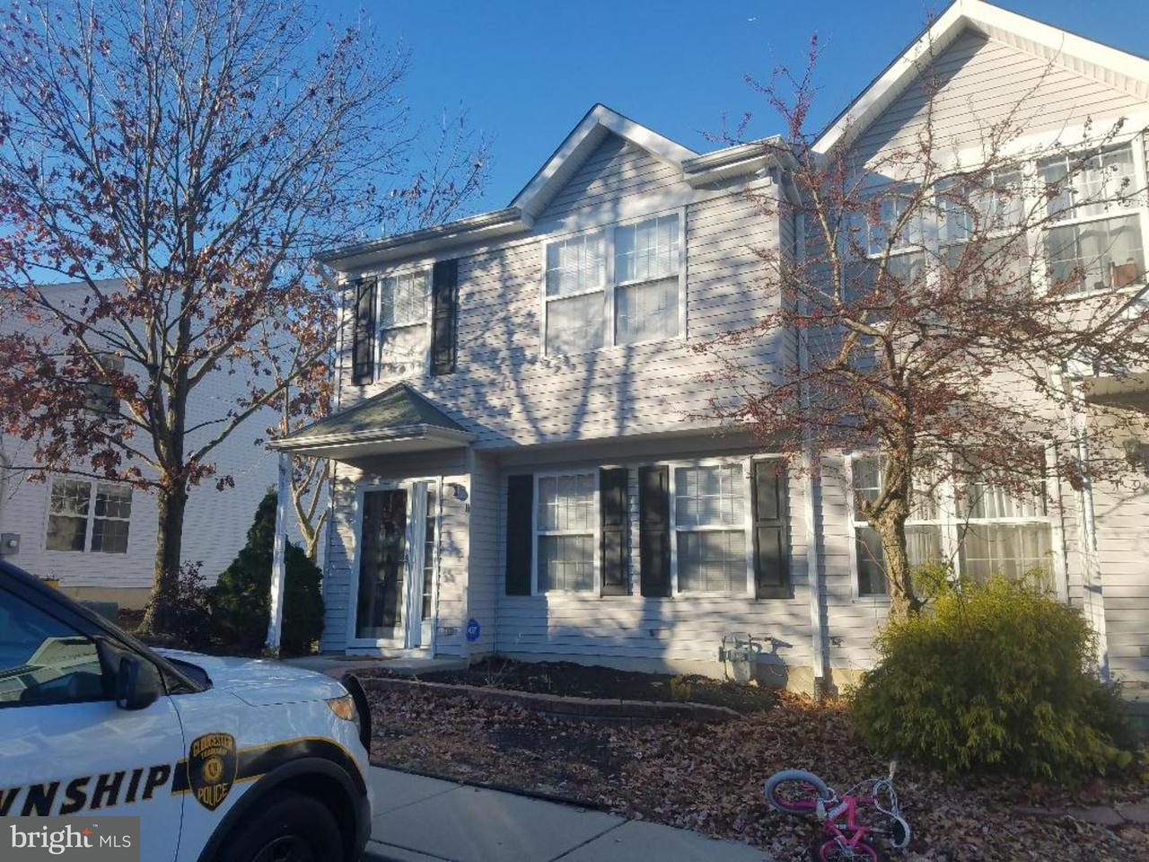 Townhouse for Sale at 11 GRISTMILL Lane Pine Hill, New Jersey 08021 United States