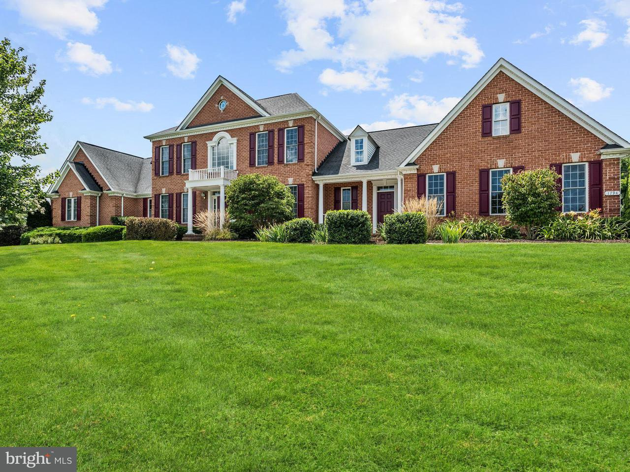 Single Family Home for Sale at 1794 BROOKSHIRE Court 1794 BROOKSHIRE Court Finksburg, Maryland 21048 United States
