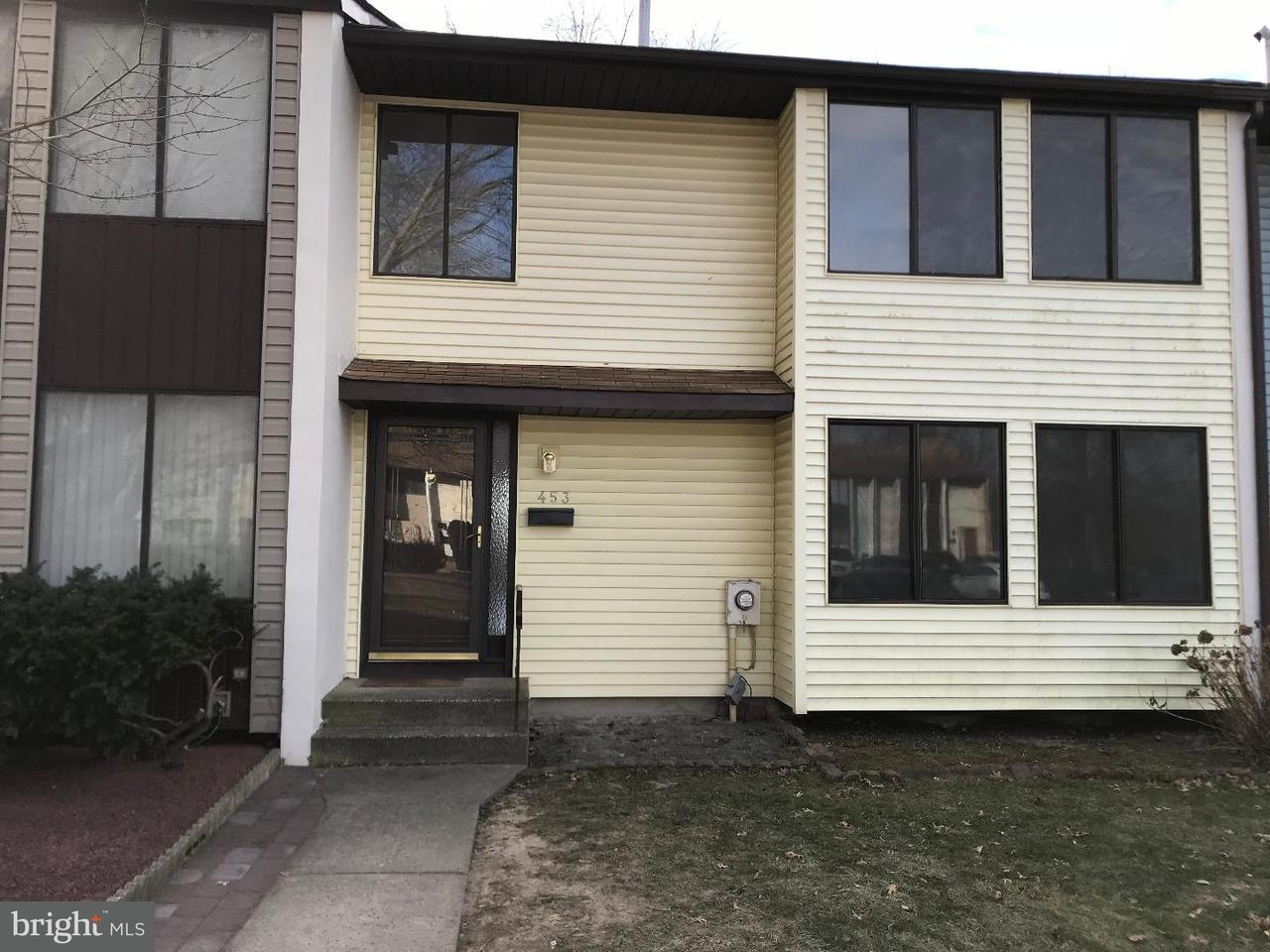 Townhouse for Rent at 453 PROBASCO Road East Windsor, New Jersey 08520 United StatesMunicipality: East Windsor Township