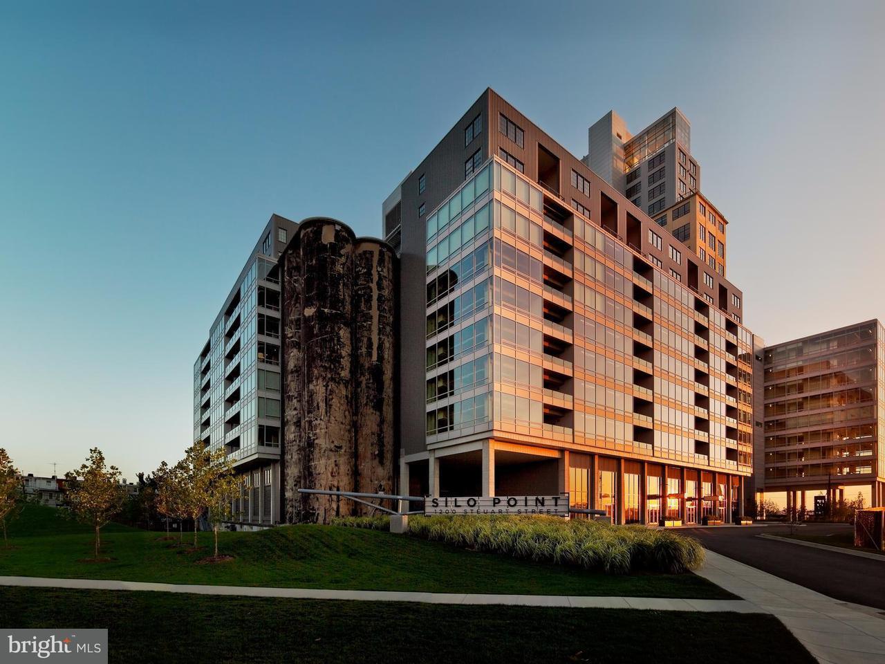 Condominium for Rent at 1200 Steuart St #724 Baltimore, Maryland 21230 United States