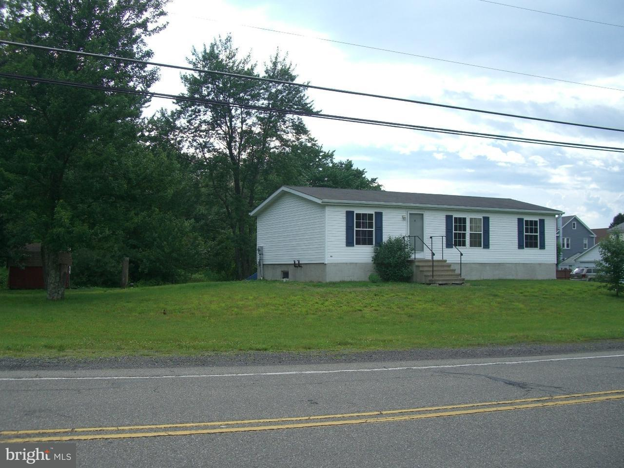 Single Family Home for Sale at 907 CENTER Street Sheppton, Pennsylvania 18248 United States