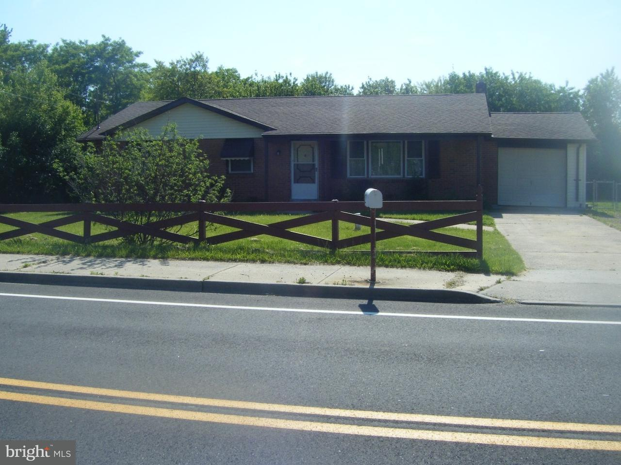 Single Family Home for Rent at 488 WRIGHTSTOWN SYKESVILLE Road Wrightstown, New Jersey 08562 United States