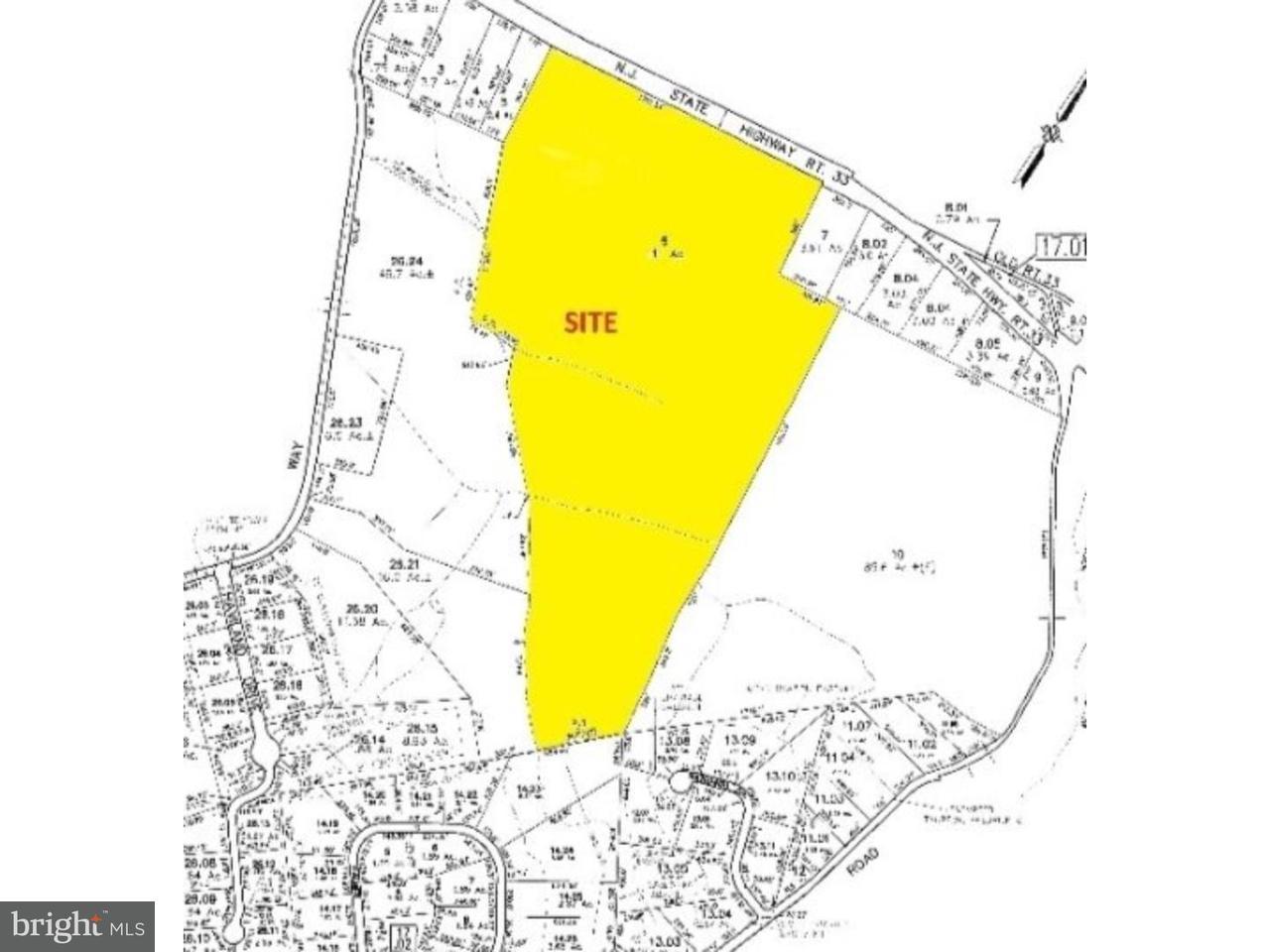 独户住宅 为 销售 在 ROUTE 33 Millstone, 新泽西州 08535 美国