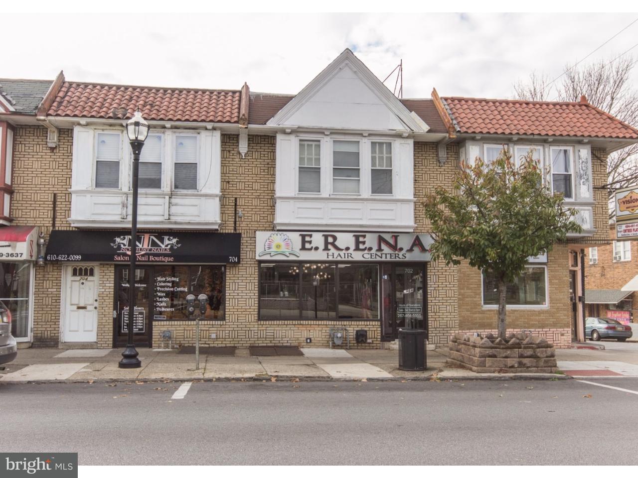 Single Family Home for Sale at 702 CHURCH Lane Yeadon, Pennsylvania 19050 United States