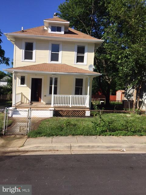 Single Family for Sale at 3914 Webster St Brentwood, Maryland 20722 United States